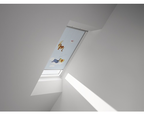 Store Occultant Velux Disney Collection Rêves Winnie Lourson 1 Dkl Ck02 4610s
