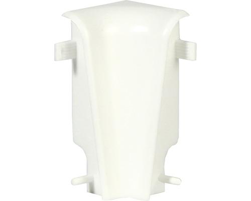 Angle intérieur blanc 58/20 mm