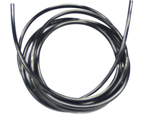 Tuyau à CO2 Dennerle 2m noir