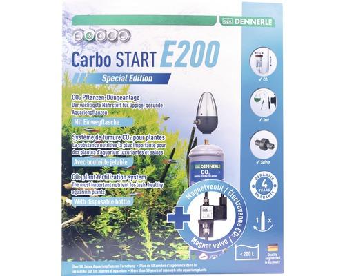 Ensemble engrais pour plantes CO2 DENNERLE usage unique 160 Primus Special Edition