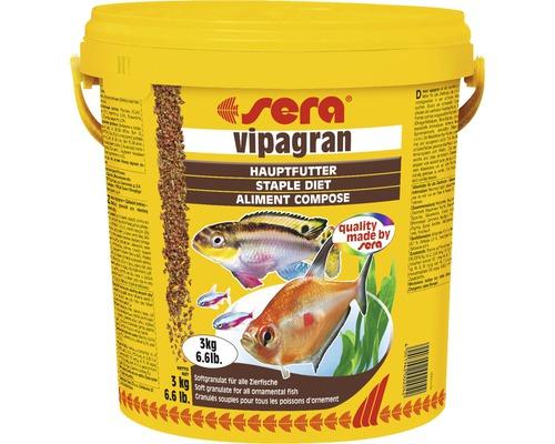 Nourriture granulée sera vipagran 3 kg