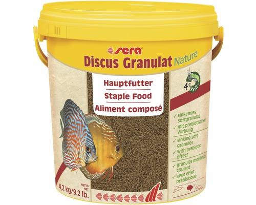 Nourriture granulée sera discus 4,2 kg