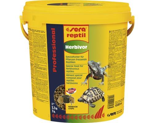 Nourriture pour reptiles sera reptil Professional Herbivor 10l
