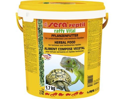 Nourriture pour reptiles sera raffy Vital 10l