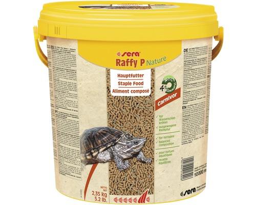 Nourriture pour tortues sera raffy P 10l