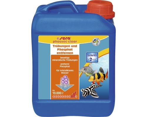 Schadstoffentferner sera phosvec-clear 2500 ml