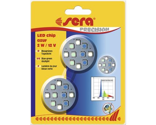 Lampe électrique sera LED chip azur, deux pièces-0