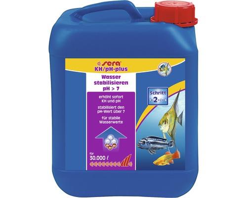 Wasserwertkorrektur sera KH/pH-plus 5000 ml