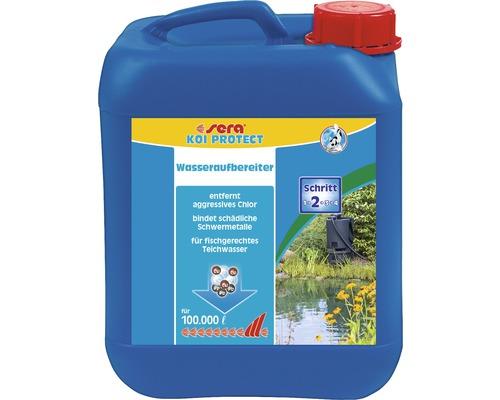 Adoucisseur d''eau sera KOI PROTECT 5000 ml-0