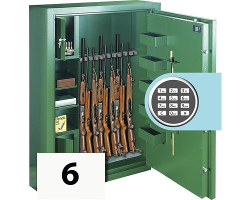 Armoire à fusils Rottner SPORT N6 EL