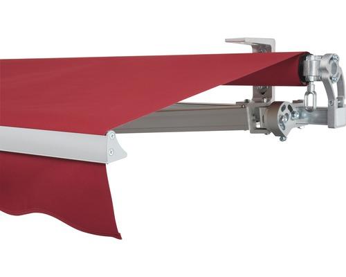 Store banne à bras articulé 300x200 cm Soluna Concept sans moteur Dessin 3914