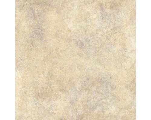 PVC Togo gelb beige 300 cm breit (Meterware)