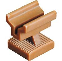 Patte de montage Konsta brun, 25 unités-thumb-0