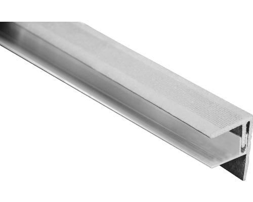 Finition latérale grise 2500x64x48 mm