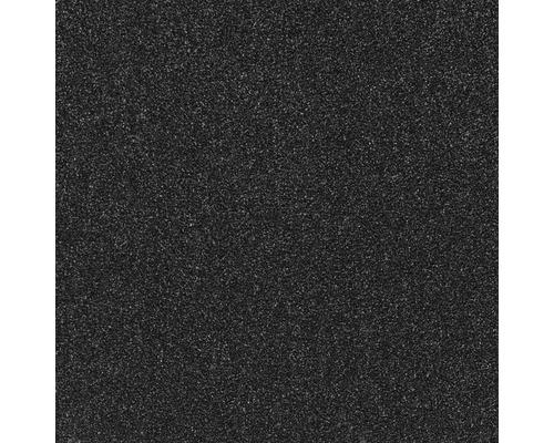 Teppichfliese Intrigo schwarz 50x50 cm