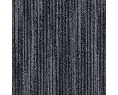 Teppichfliese Lineations blau 50x50 cm