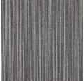 Dalle de moquette Lineations gris 50x50 cm