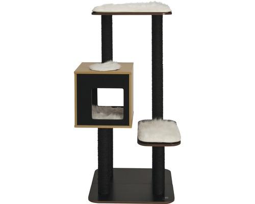 Arbre à chat Catit Vesper V-High Base 56 x 56 x 121,5 cm noir