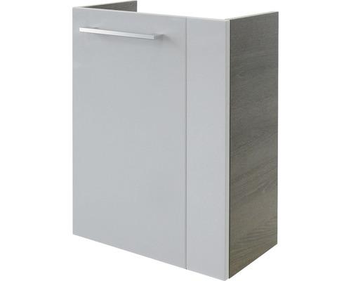 Sous-vasque Fackelmann blanc haute brillance 44x60cm-0