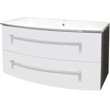 Sous-vasque Fackelmann blanc haute brillance 99x52cm-thumb-0