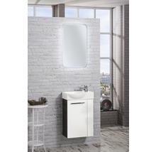 Sous-vasque Fackelmann blanc haute brillance 44x60cm-thumb-1
