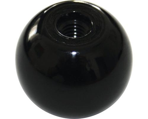 Bouton boule M6 D=32mm, 20 unités