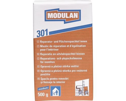 Enduit de réparation / de surface MODULAN 301 intérieur medium 500g