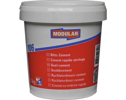 Ciment à prise rapide MODULAN 106 1 kg