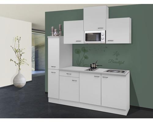 Kitchenette Wito 180 cm blanc 00009869-0