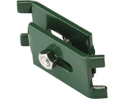 Raccord d''angle 6x4 cm, 2 unités, vert