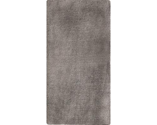 Tapis Shag Microfibres soft stone 80x150 cm