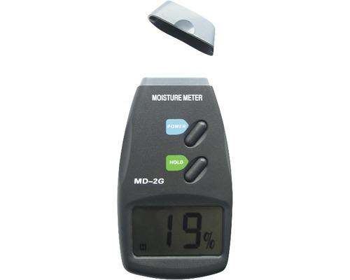 Appareil de mesure de l''humidité du bois avec affichage numérique-0
