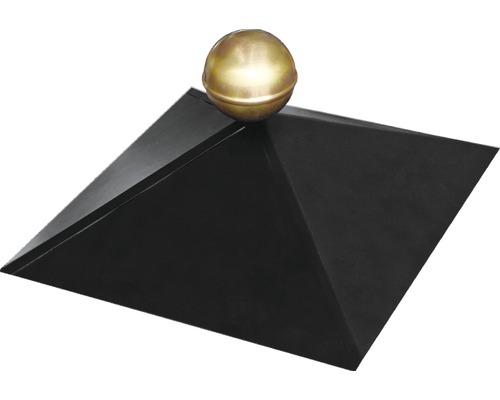 Chapiteau de pavillon Karibu 35x35cm, noir