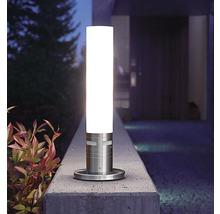 Borne extérieure à LED Steinel avec capteur 8,6W 812 lm 3.000 K blanc chaud H 1.038 mm GL60 acier inoxydable-thumb-2
