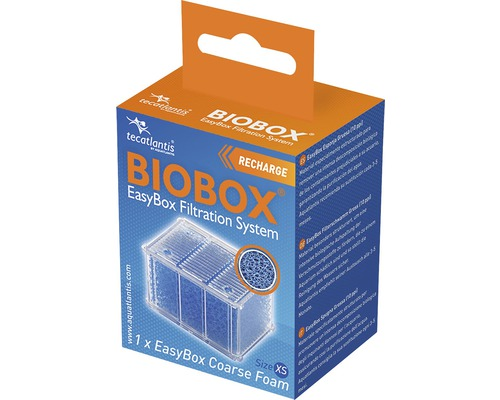 Éponge filtrante Aquatlantis EasyBox grossière Taille XS