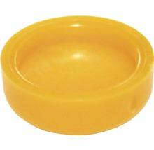 Cache-vis pour plaque minéralogique jaune, 100 pièces-thumb-1