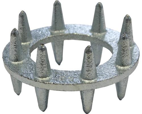 Holzverbinder zweiseitig DIN 1052, 80 mm galv. verzinkt, 10 Stück