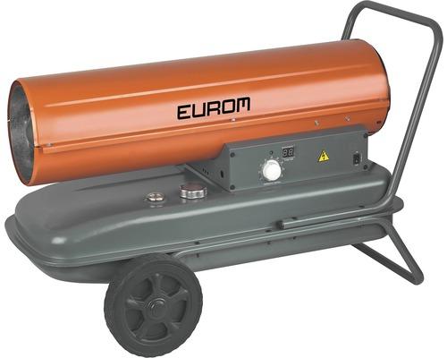 Canon à chaleur à l''huile Eurom Fireball 37T 37kW