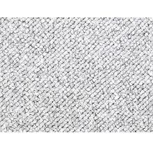 Moquette bouclée Tanger gris clair largeur 400cm (marchandise au mètre)-thumb-0