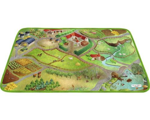 Tapis de jeu Soft Ferme 130x180 cm