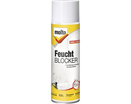 Apprêt anti-humidité Molto 500 ml-0