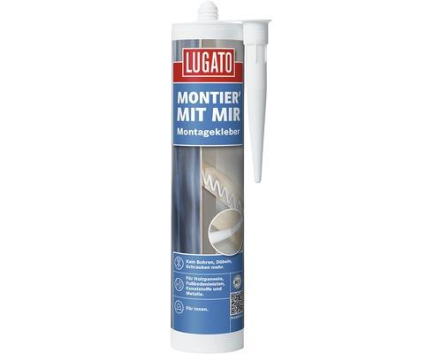 Montagekleber Lugato Montier mit Mir 450 g