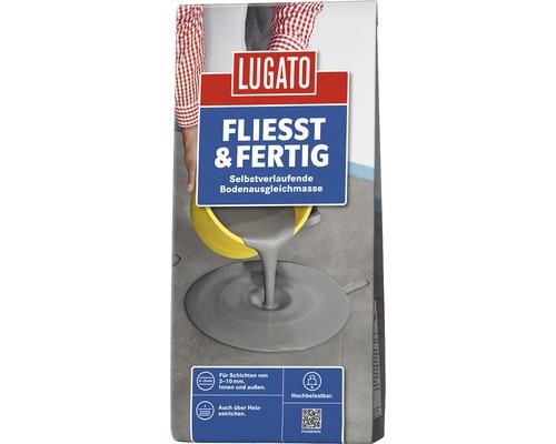 Ausgleichsmasse Lugato Fliesst & Fertig 5 kg