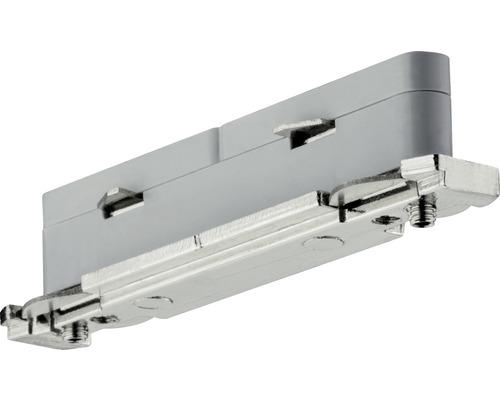 Accessoire connecteur en ligne URail Paulmann argent rigide 230V