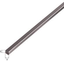 Barre carrée en fer 12x12 mm, 3 m-thumb-1
