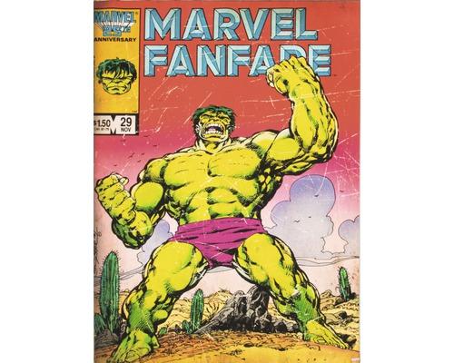 Tableau sur toile Marvel The Hulk 50x70 cm
