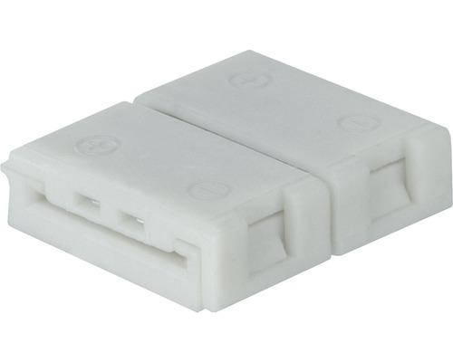 Connecteur YourLED Eco Clip to Clip 2 pièces blanc 12V