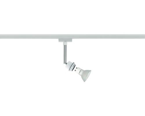 Spot LED URail Paulmann 1x3,5W 250 lm 2700 K blanc chaud DecoSystems blanc 230V
