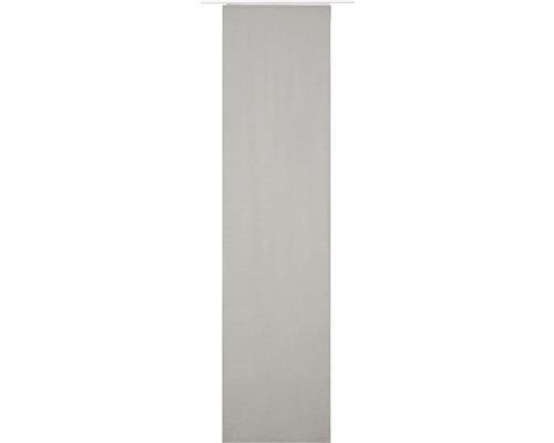 Schiebegardine Lino 19 taupe 60x245 cm