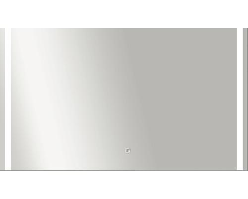 Miroir LED DSK Silver Boulevard 70x120 cm IP 21 (protégé contre les gouttes d'eau) (protégé contre les gouttes d'eau)